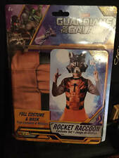 MARVEL~GUARDIANS OF THE GALAXY~2 PC ROCKET RACCOON~COSTUME*KIDS 8-10**