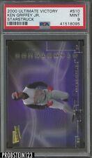 2000 Ultimate Victory Starstruck #S10 Ken Griffey Jr. Reds PSA 9 MINT
