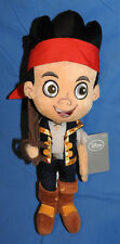 DISNEY STORE CAPTAIN JAKE PLUSH - 38CM - BRAND NEW WITH TAGS - HARD TO FIND