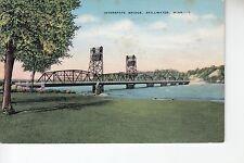 Interstate Bridge Stillwater MN Minn