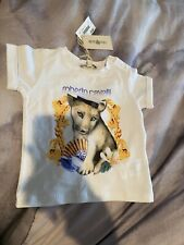 Roberto Cavalli Shirt 9 Months New with Tags
