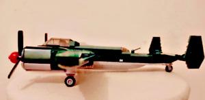 Military Plane Bomber Army WW2 AirPlane Tupolev Tu-2 Building Blocks Set Kit