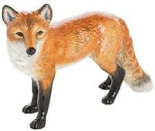 John Beswick standing fox ornament, JBCA4 wildlife ceramic figure