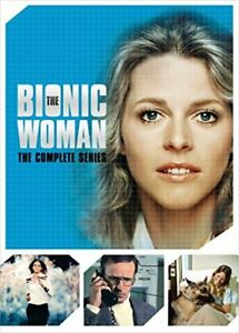 BIONIC WOMAN: THE COMPLETE SERIES NEW DVD