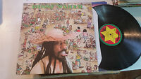 BUNNY WAILER Marketplace LP 1985 SMLP010 Reggae Shanachie original vinyl rare!!
