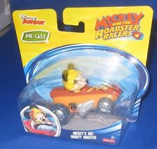 DISNEY JUNIOR DIE CAST MICKEY & THE ROADSTER RACERS MICKEY'S HOT DIGGITY DOGSTER