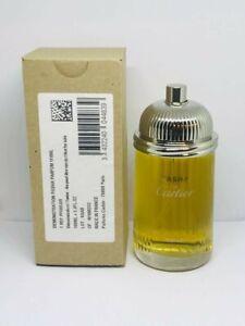 Cartier Pasha de Cartier 3.4oz Men's Parfume tester