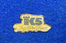 Seattle KING 5 The Home Team NBC Tv Television K5 Logo Media Lapel Pin
