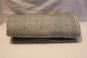 3 Piece High Quality extra Soft Cashmere Wool Blanket/ Throw- Made in Nepal