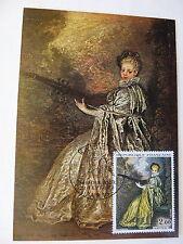 FRANCE CARTE MAXIMUM N° 1765