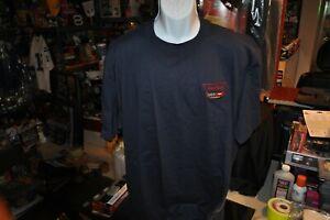 RARE Dale Earnhardt SR Chevrolet XL T-Shirt!! Navy Blue