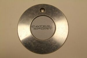 1999 CADILLAC CATERA SPORT center cap P/N 9223018
