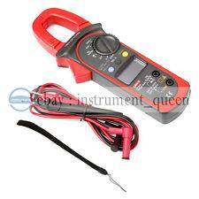 UNI-T UT-204 600A Digital Handheld Clamp Meter Multimeter UT204 with Case !NEW!