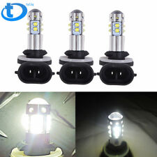 Headlights Fit For Polaris Sportsman 500 800 CREE LED Super White Bulbs 3 Pack