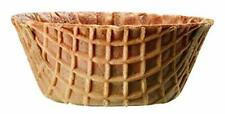 WAFFLE BOWL - 1 Boxes----Each  Box Is 1 X(1LB)