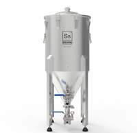 7 gal | Chronical Fermenter Ss Brewing Technologies Beer Wine Moonshine Conical