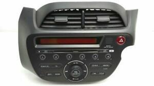 2013 Honda Jazz MK3 (GG) 5 DOOR HATCHBACK Radio Unit 39100-TF3-E600-XB