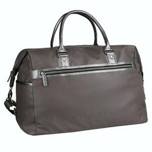 Calvin Klein Golf Weekend Bag 100% Genuine Colour: Grey Mist..(a)