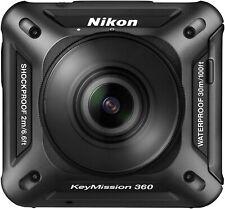 Nikon KeyMission 360 schwarz 23,9 Megapixel RGB-CMOS