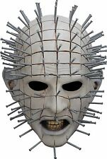 Halloween LifeSize Costume HELLRAISER III PINHEAD LATEX DELUXE MASK Haunted NEW