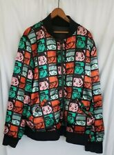 TRUKFIT Men's Extra Large Lil Tommy Anime Reversible Jacket