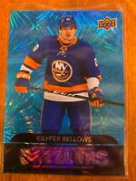 2020-21 UPPER DECK SERIES 2 DAZZLERS KIEFFER BELLOWS ROOKIE FREE SHIPPING