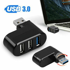 High-Speed 3 Port USB 3.0 Multi HUB Splitter Expansion Desktop PC Laptop Adapter