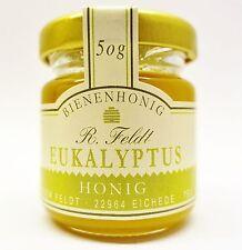 Honig Eukalyptus 50g 100% naturreiner Imker Bienenhonig Brotaufstrich  würzig