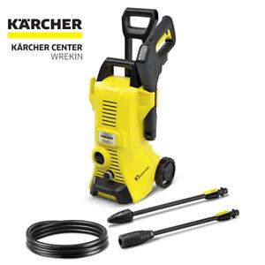 Karcher K3 POWER CONTROL PRESSURE WASHER NEW 2021 MODEL - EXTRA YEAR WARRANTY