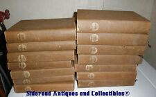1928 14 Vol Set Little Journeys to Homes of the Greats Elbert Hubbard Roycrofter