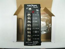 NEW HAPP ARCADE 15 AMP Power Supply +5/+12/-5 MULTICADE 8 LINERS JAMMA 60 in 1