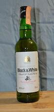 Black & White Choice Old Scotch Whisky Cl. 70