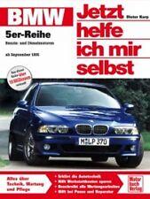 WERKSTATTHANDBUCH WARTUNG JETZT HELFE ICH MIR SELBST 205 BMW 5er-Reihe (E 39)