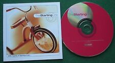 The Starting Line With Hopes of Starting Over EP CD