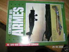 Encyclopédie des armes n°89 aeronefs de transport 39/45