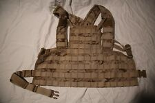Eagle Industries AOR1 1/07 Rhodesian Recon Vest, SEAL ISSUED