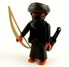 DARK ETHNIC ARAB ARCHER / Egyptian Grave Robber Playmobil
