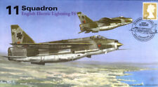AV600 11 Squadron EE / BAC Lightning F6 XS904 RAF unsigned cover