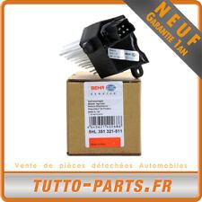 Résistance Chauffage Ventilation BMW E36 E46 E39 X3 5HL351321031 5HL351321511