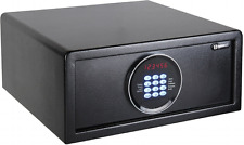Elektronischer Hotel- Tresor 20x43x37 cm Display beleuchtet automatisches öffnen