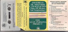 ALAN PARSONS PROJECT Historias de misterio e UNIQUE RARE SPANISH TITTLE CASSETTE
