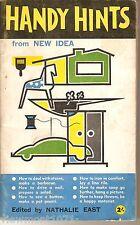 Handy Hints from New Idea Household 1950's Australian tip handyman Nathalie East
