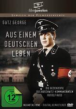 Aus einem deutschen Leben (Götz George, Rudolf Höss, Auschwitz) DVD NEU + OVP!