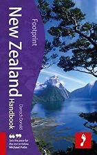 New Zealand Handbook (Footprint Handbook) - Darroch Donald - 1907263101 NEW BOOK