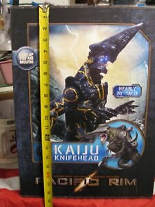 "Pacific Rim 20"" Kaiju Knife Head Lights Up Eyes and Mouth"