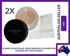 BareMinerals Original SPF15 Bare Minerals Escentuals - CHOOSE ANY TWO FOUNDATION