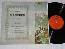 SIR EUGENE GOOSSENS-Tchaikovsky: Manfred (1959) Stereo EVEREST LP