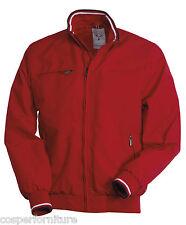 Giacca giacchetto Bomber estivo Leggero Impermeabile Payper Pacific 2.0 Uomo XXL Rosso