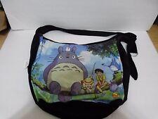 Official Studio Ghibli My Neighbor Totoro Fishing Scene Hobo Tote Bag Purse