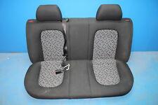 Skoda Fabia 6Y2 Rücksitzbank Rücksitz Sitz hinten